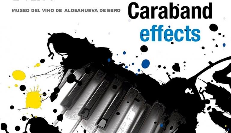 ENTRE EL POP Y EL JAZZ CON CARABAND EL SABADO 20 DE FEBRERO EN EL MUSEO DEL VINO