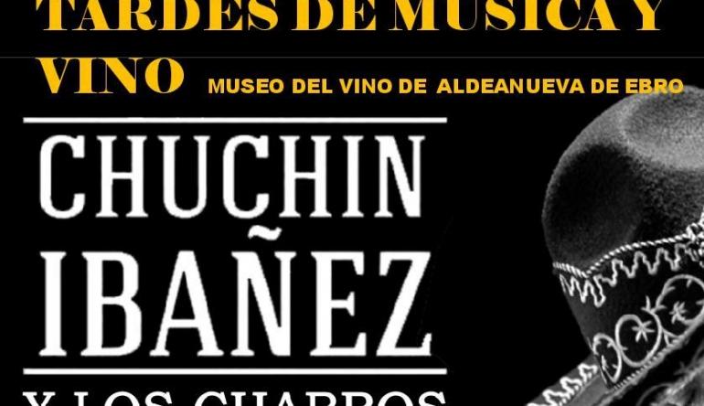 Música Mexicana en la siguiente Tarde de Música y Vino. Sábado 18 de febrero