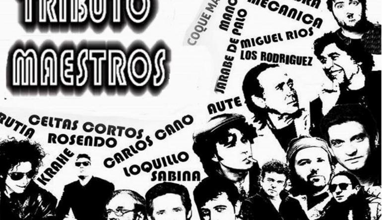 LAS TARDES DE MÚSICA Y VINO, EL DIA 4 DE MARZO RENDIRÁN UN TRIBUTO A LOS MAESTROS DE LA MÚSICA ESPAÑOLA DE LOS ÚLTIMOS AÑOS
