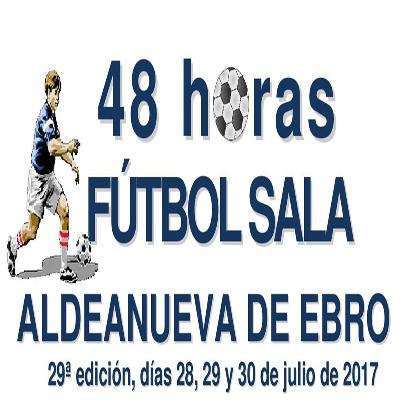 CAMPEONATO 48 HORAS FUTBOL-SALA 2017
