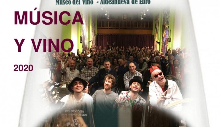 TARDES DE MUSICA Y VINO 2020