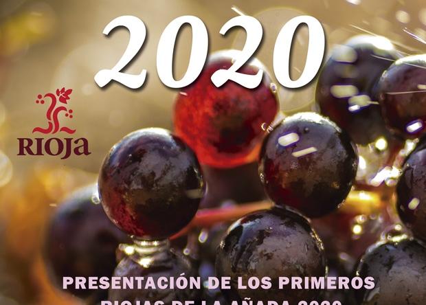 Presentación de los primeros Riojas de la añada 2020